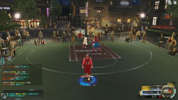 限免時代來襲 街頭籃球手游頂級球員免費玩