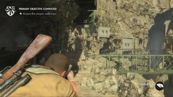 狙击精英3干扰通信任务怎么过及过法心得分享