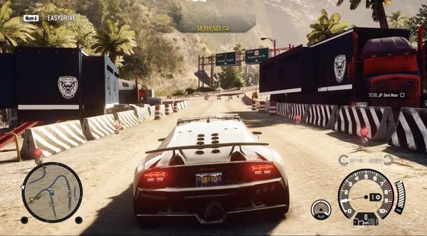 《极品飞车:宿敌》全新超级跑车DLC演示