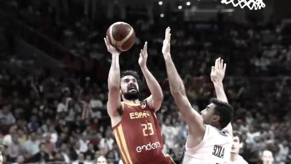 2019國際籃聯籃球世界杯決賽西班牙奪冠!