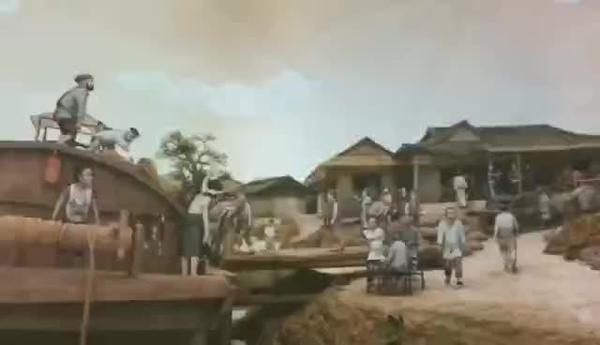 清明上河图描绘的是宋朝哪个地方的场景 诛仙手游文曲初试答案