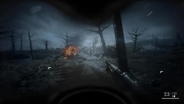 《战地5》誓要虐死玩家电脑!将做照片级画面绝不弃疗!