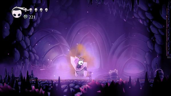 空洞骑士水晶人第二次怎么打 空洞骑士水晶人第二次打法攻略