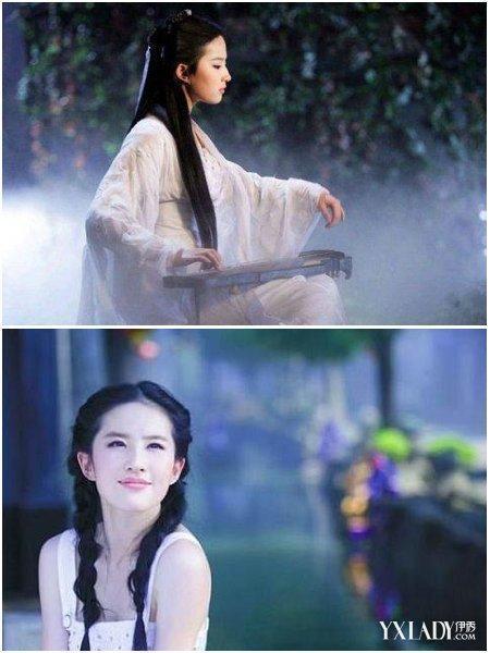 2017年最红的女星,刘亦菲第八,迪丽热巴第四,赵丽颖排第几?