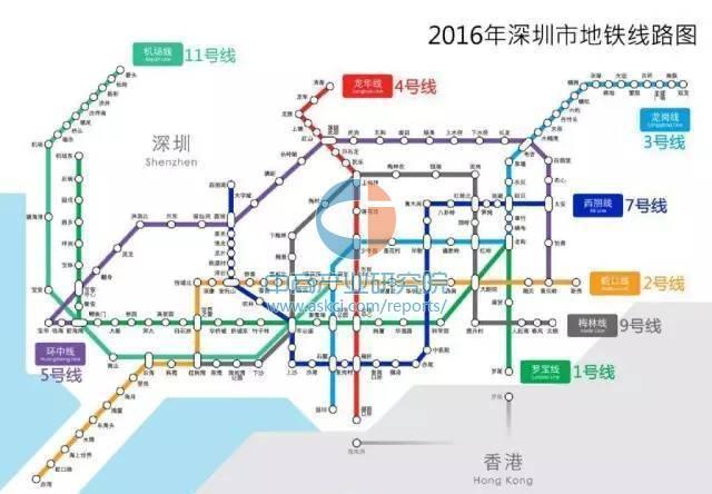 深圳地铁3号线南延段消息来了!@福田保税区的朋友