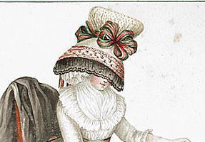 浪漫的时尚之都——法国服饰的发展