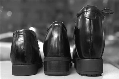 棉鞋内增高女鞋
