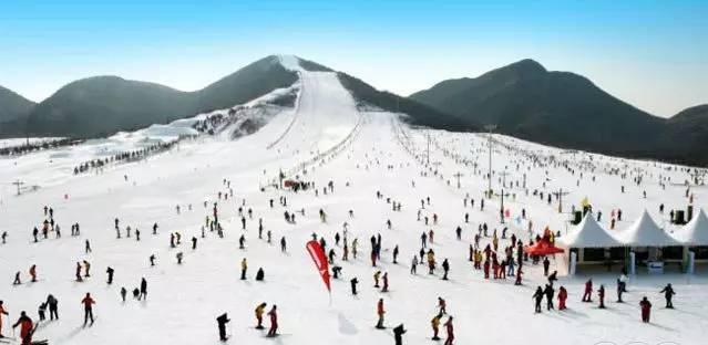 超值雪票北京渔阳国际滑雪场