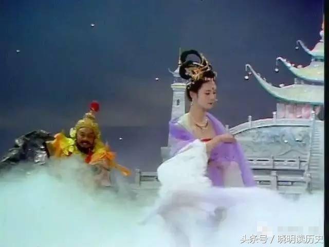 老梁:嫦娥竟然是玉皇大帝的情人?