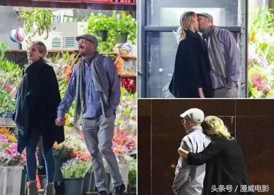 《X战警》魔形女& 野兽被删吻戏曝光 圣迭戈漫展将放出《逆...