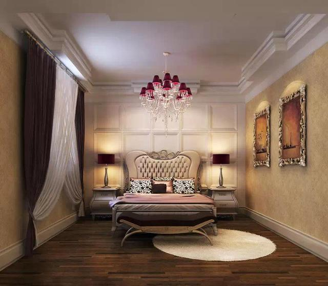 卧室石膏板吊顶效果图,打造属于你的个性睡眠空间-土拨鼠装修经验