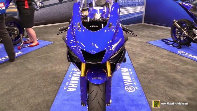 2019 Yamaha R6 实拍