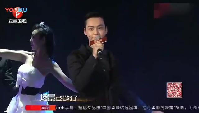 陈伟霆赵丽颖欢唱《剧梦中国》,为国剧盛典拉开帷幕