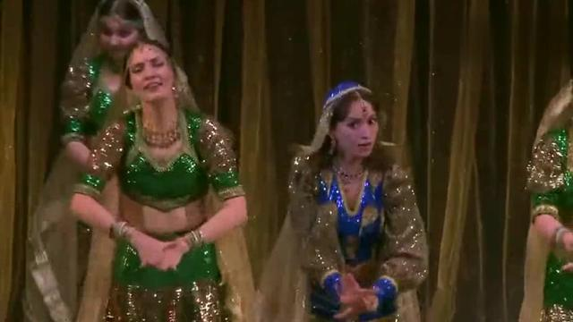 14.印度肚皮舞