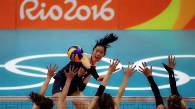 中国女排冠军高清照