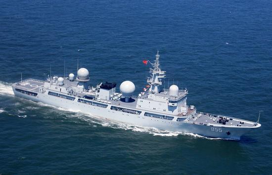 815a型电子侦察船参数