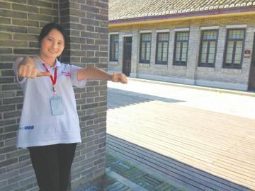 组图:寒门女大学生毕业捐首月工资_腾讯网