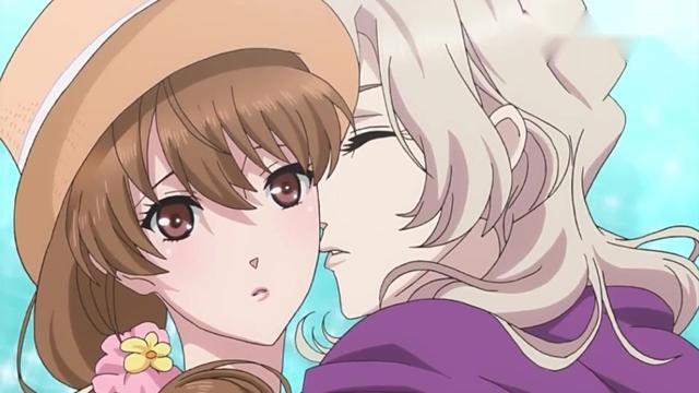 动漫:重要的不是血缘,而是联系的心,真心拥抱亲吻女主