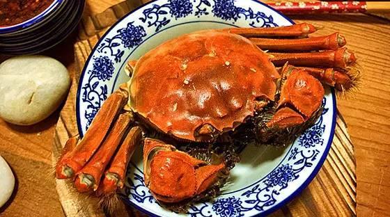 梭子蟹的吃法图解,教你如果优雅的吃梭子蟹,慢慢品尝海鲜美味