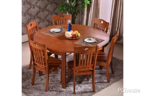 欧式实木餐桌图片大全