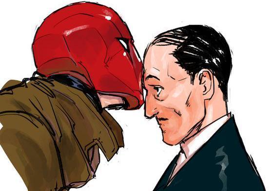 ...蝙蝠侠布鲁斯·韦恩的管家 阿尔弗雷德·潘尼沃斯... _哔哩哔哩
