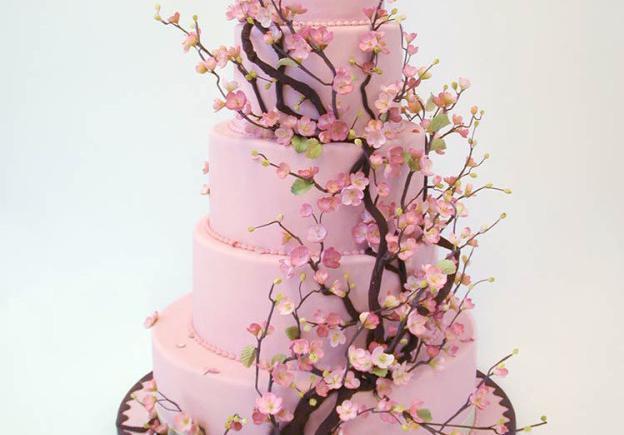 """這些蛋糕只能用""""完美""""來形容了,比藝術品還精致,怎么舍得吃"""