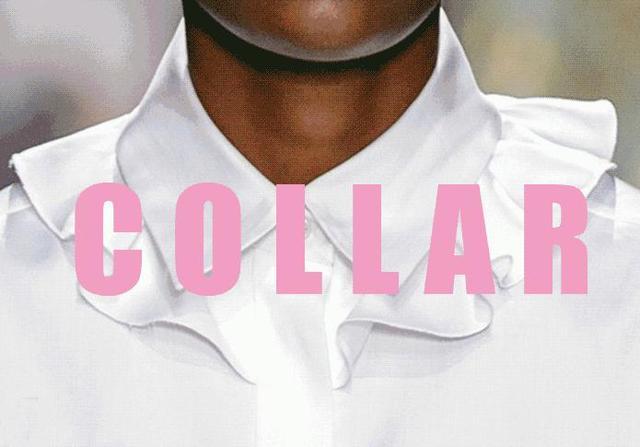 细节趋势|领口设计的时尚新玩法