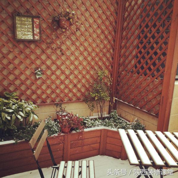 最簡單的樓頂花園圖片