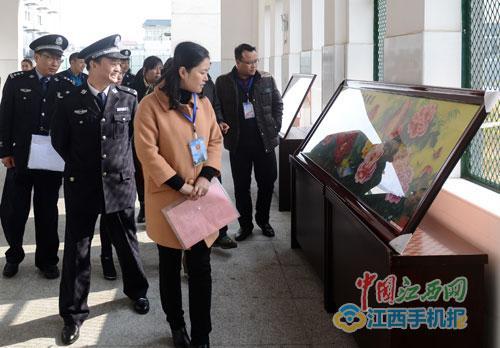 关于2018年关于江西省吉安监狱罪犯改造生活服务站商品配送项...