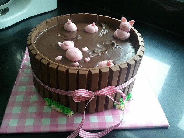 20個最具創意的蛋糕