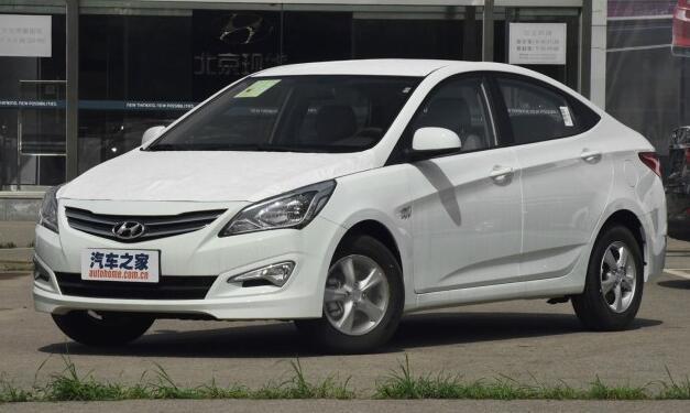 现代瑞纳让利促销中 限时优惠达1.3万元_太平洋汽车网
