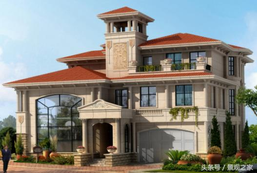 6套农村独栋小别墅效果图,喜欢就回家盖一栋吧!