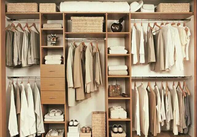 超实用的衣柜内部结构设计图,打柜子和定制柜... - 重庆妈妈论坛