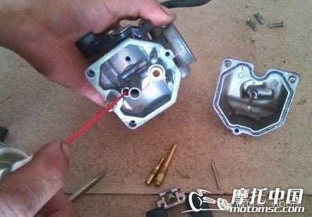 真空化油器漏油解决方法 摩托车化油器漏油的解决办法_伊秀经验