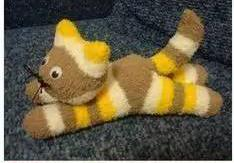 袜子娃娃人偶制作图解