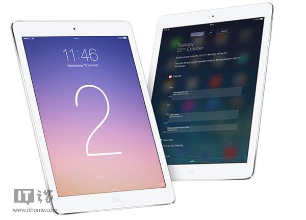 iPhone6都128GB了,256GB的iPad6啥时来