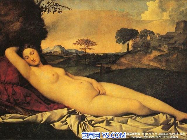 世界著名油画:你很少看到的经典