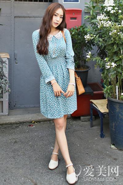 秋季长袖连衣裙新款