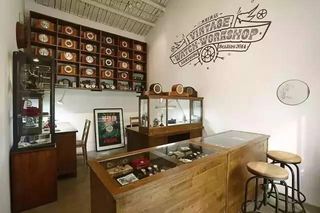 北京 | 三木旧表店:为每一块旧表找到新的主人_品略