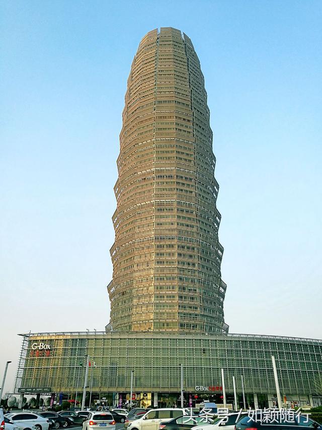 郑州玉米大楼图片