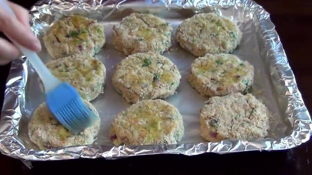 紫薯酥饼图片