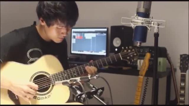 愿我能吉他彈唱