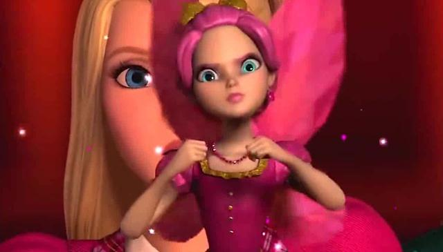 芭比学院:芭比娃娃要学习,需要一个台灯,做一个吧