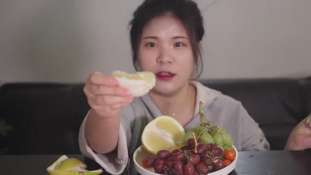 当顺吃播 吃的声音 百香果 9.13_哔哩哔哩 (゜-゜)... -bilibili
