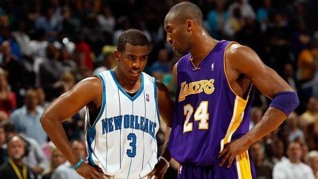 為何說08年聯盟欠保羅一個MVP?對比Kobe和保羅的數據一目瞭然,但這一場比賽很關鍵!