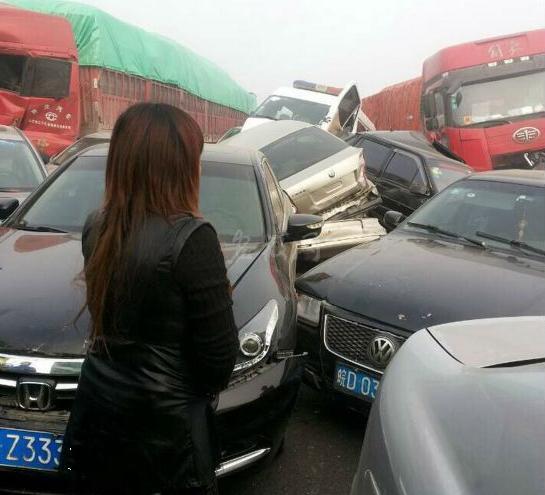车祸现场图片