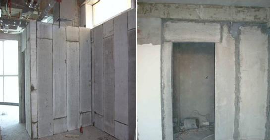 各類隔牆板的特點以及使用範圍