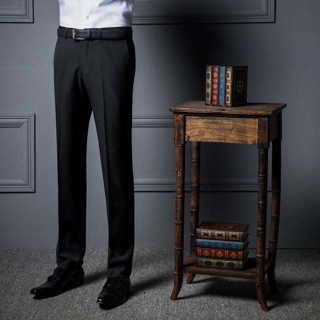 提升男神气质的西装裤!