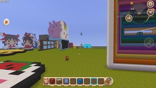 迷你世界:教你制作最大的抽屉,这里应该能放很多东西吧