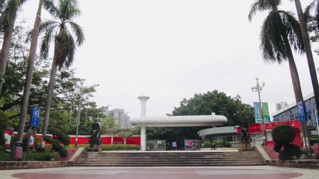 深圳人才公园图片
